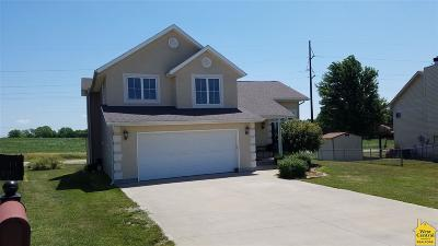 Johnson County Single Family Home For Sale: 1203 Wildflower Road