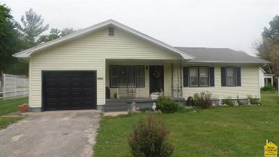 Warsaw Single Family Home Sale Pending/Backups: 615 Van Buren