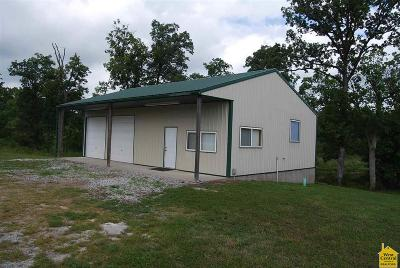 Clinton Commercial For Sale: 10909 Hwy 7