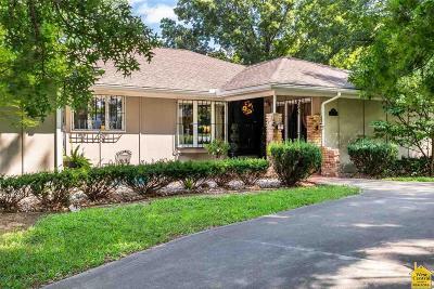 Sedalia Single Family Home Sale Pending/Backups: 1705 Hickory Lane