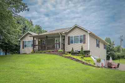 Benton County, Henry County, Hickory County, Saint Clair County Single Family Home For Sale: 26701 Sweetberry Dr