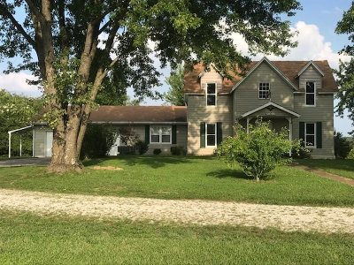 Warsaw Single Family Home For Sale: 19069 Grandview Beach Rd