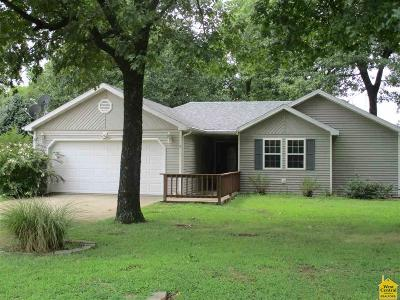 Warsaw Single Family Home Sale Pending/Backups: 30173 Hwy Uu