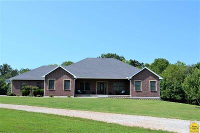Sedalia Single Family Home For Sale: 29189 McCormick Road