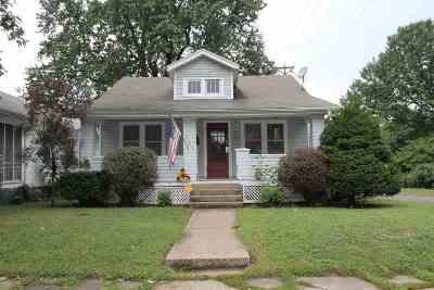 Sedalia Single Family Home For Sale: 1100 S Barrett