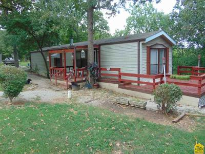 Osceola Manufactured Home For Sale: 10375 NE 1301 Rd