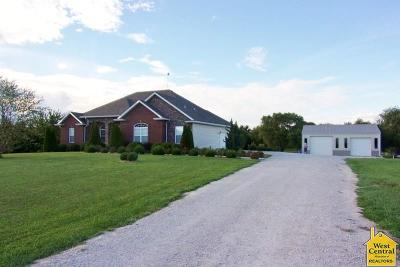 Sedalia Single Family Home Sale Pending/Backups: 22955 Rolling Hills Dr