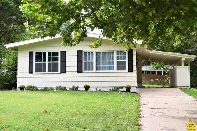 Warrensburg Single Family Home Sale Pending/Backups: 1107 Andeson
