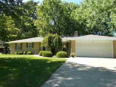 Sedalia Single Family Home Sale Pending/Backups: 2702 Skyline Dr
