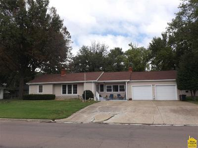 Sedalia MO Single Family Home For Sale: $156,500
