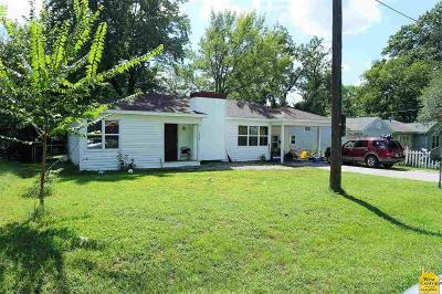 Sedalia MO Single Family Home For Sale: $92,000