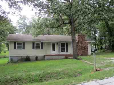 Benton County Single Family Home For Sale: 907 Elm Dr