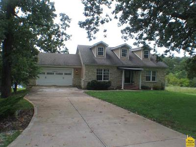Benton County Single Family Home For Sale: 710 Deer Run Ln