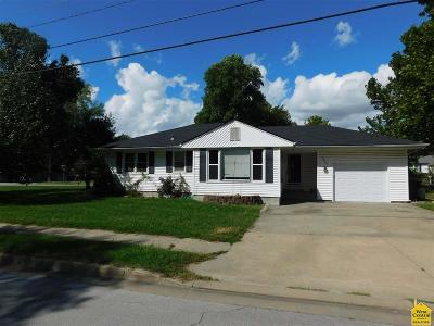 Clinton Single Family Home For Sale: 1101 E Franklin