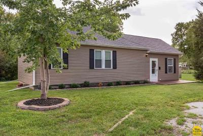 Sedalia MO Single Family Home Sale Pending/Backups: $94,900