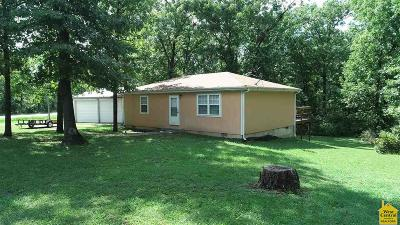 Benton County, Henry County, Hickory County, Saint Clair County Single Family Home For Sale: 1251 SE 850 Rd