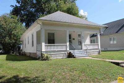 Sedalia MO Single Family Home For Sale: $82,000