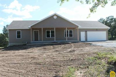 Sedalia MO Single Family Home For Sale: $275,000