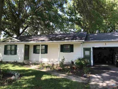La Monte Single Family Home Sale Pending/Backups: 407 E Center