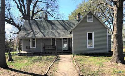 Sedalia MO Single Family Home For Sale: $50,000