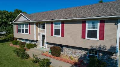 Johnson County Single Family Home For Sale: 718 Brookside