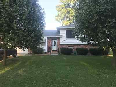 Sedalia MO Single Family Home For Sale: $150,000