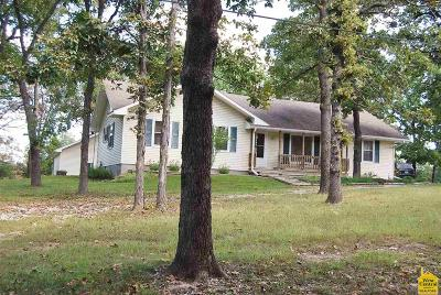 Benton County Single Family Home For Sale: 21149 S Oakwood Dr.