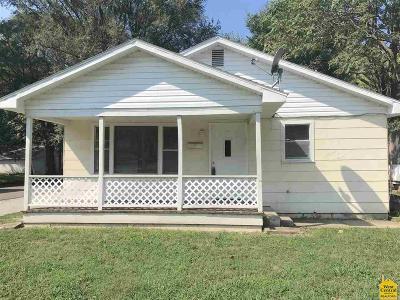 Sedalia MO Single Family Home Sale Pending/Backups: $57,500
