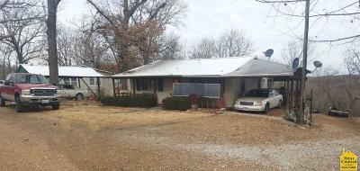 Deepwater MO Single Family Home For Sale: $79,900