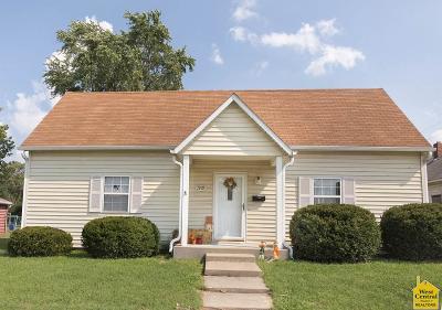 Sedalia MO Single Family Home For Sale: $52,500