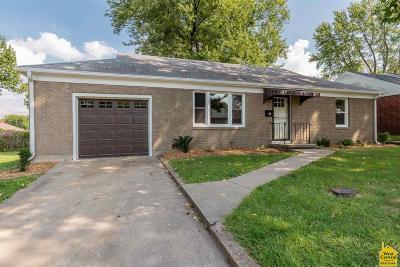 Sedalia MO Single Family Home For Sale: $116,100