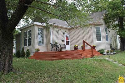 Sedalia Single Family Home For Sale: 618 W 10th