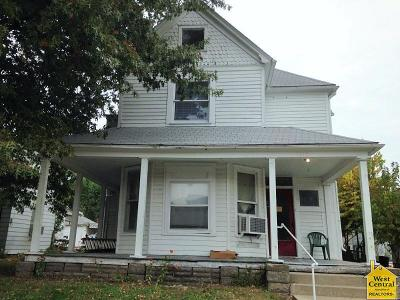 Sedalia Multi Family Home For Sale: 1115 E 6th