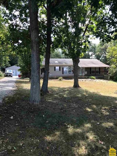 Warsaw Single Family Home For Sale: 16264 Walnut Grove Rd