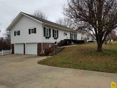 Clinton MO Single Family Home For Sale: $155,000