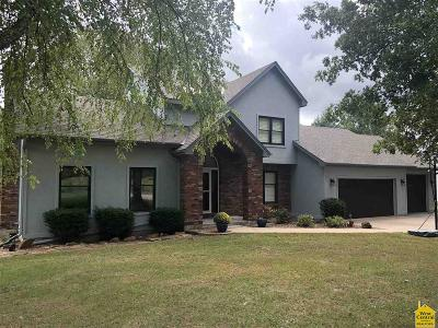 Clinton MO Single Family Home Sale Pending/Backups: $239,900