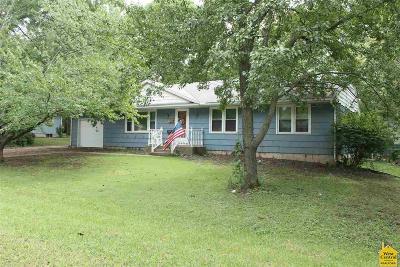 Sedalia Single Family Home For Sale: 1513 W 20th