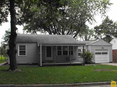 Sedalia Single Family Home Sale Pending/Backups: 508 Sunset Dr