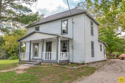 Otterville Single Family Home For Sale: 103 S Washington