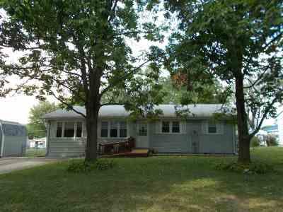 Sedalia Single Family Home For Sale: 411 E 20th
