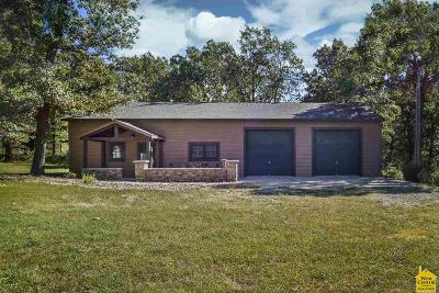 Benton County, Henry County, Hickory County, Saint Clair County Single Family Home For Sale: 15800 Pomme Dr