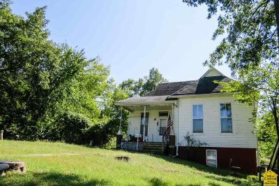 Clinton Single Family Home For Sale: 416 Jefferson