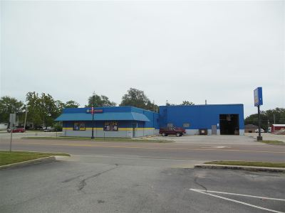 Commercial For Sale: 108 S 2nd St