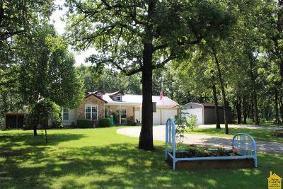 Benton County Single Family Home For Sale: 26736 Magnolia Lane
