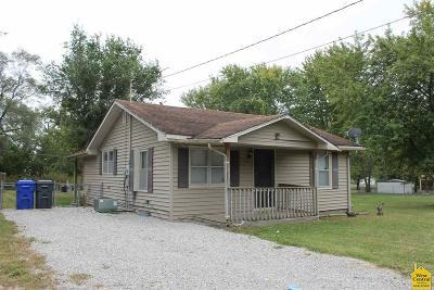 Sedalia Single Family Home For Sale: 510 E 24th