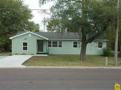 Sedalia Single Family Home Sale Pending/Backups: 909 E 24th
