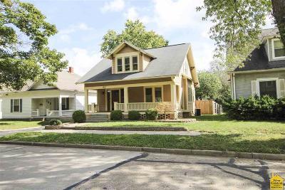 Sedalia Single Family Home For Sale: 1413 S Carr