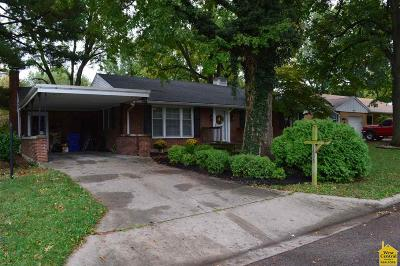 Sedalia Single Family Home For Sale: 1605 W 13th St