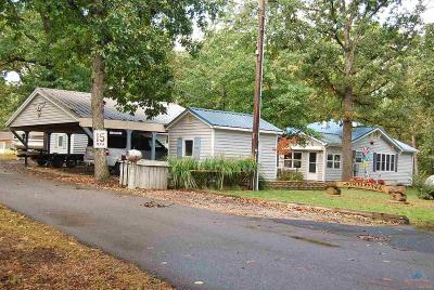 Benton County, Henry County, Hickory County, Saint Clair County Single Family Home For Sale: 28179 Panorama Rd.