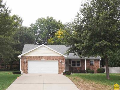 Sedalia Single Family Home Sale Pending/Backups: 2900 Brandon Ave